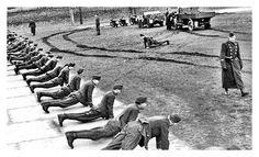 Prewar Training of Magyar Recruits