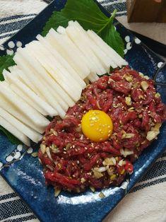 K Food, Food Art, Good Food, Yummy Food, Korean Food, Food Plating, Lchf, Cobb Salad, Bread Recipes