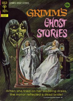 Gold Key Grimm's Ghost Stories Comic #5, September 1972