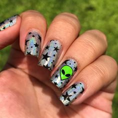 Extend fashion to your nails by using nail art designs. Worn by fashionable personalities, these kinds of nail designs will add instant allure to your apparel. Neon Nail Art, Crazy Nail Art, Crazy Nails, Neon Nails, Nail Art Diy, Cute Nail Designs, Acrylic Nail Designs, Cute Nails, Pretty Nails