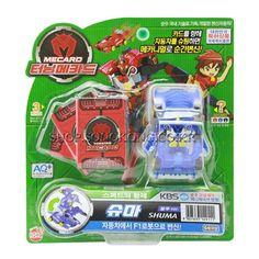 #TurningMecard #Shuma #Blue Ver #Transformer #Robot #Korea Animation Car Plastic #Toy