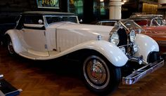 1931 Bugatti Type 41 Weinberger Cabriolet - One of the most beautiful and rarest cars in the world