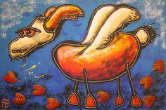 Painting 120x80 cm