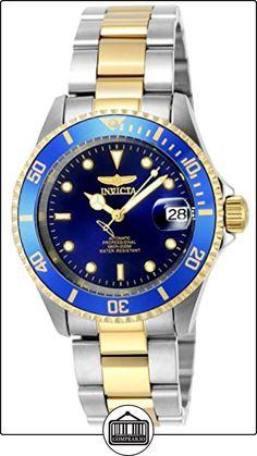 Invicta 8928OB - Reloj unisex color azul / multicolor de  ✿ Relojes para hombre - (Gama media/alta) ✿