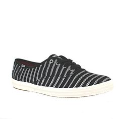 Keds Women's Champion Zip Zipper Fashion Sneaker, Black, 5.5 M US *** Want to know more, click on the image.