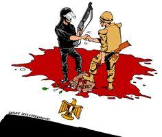 latuff: Rabaa Massacre Egypt