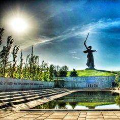 The mother calls volgograd russia