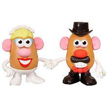 Mr. & Mrs. Potato Head 60th Anniversary Mashly In Love Set- $14.99