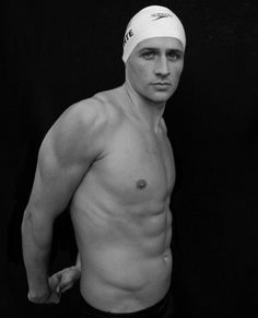 Micheal Phelps might be faster, but Ryan Lochte is sexier and that's all that matters.