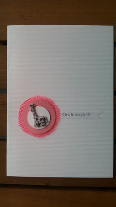 Gratulacje z okazji Narodzin / Congratulations A new baby