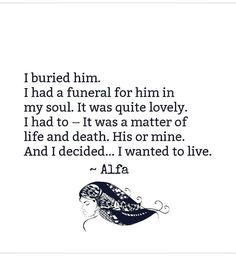 true, it was the only way to move on when you want to stay. Sad, but too many people in this world to get caught up on one who is disinterested