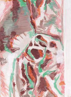 Thunderstruck — Luc Tuymans (Belgian, b. 1958), Reuntgen (X-Ray),...