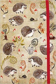 Hedgehogs Journal (Diary, Notebook): Inc. Peter Pauper Press: 9781441324467: Amazon.com: Books