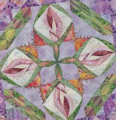 mckenna ryan quilt pattern - probably not!