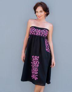 Bluseagal - Dark Boho Short Dress, $76.00 (http://www.bluseagal.com/products/dark-boho-short-dress.html)