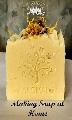 making soap at home, Easy to make homemade soap and cleaner recipes. How to make soap, making soap at home, natural cleaners, soap making for beginners, cold process, hot process,