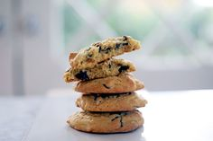 The Almond Lover's Chocolate Chip Cookie recipe on Food52