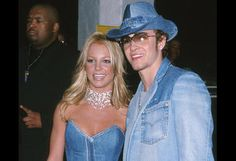 Does Justin Timberlake Regret That Double Denim Britney Spears Outfit? Say It Ain?t So | MTV UK
