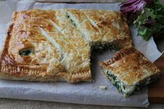 The Spinach and Cheese Pie is crispy from the outside and smooth(almost creamy) from the inside with a tasty cheesy yet fresh taste. It is perfect as a side veggie dish for your everyday lunch as well as for big gatherings. This recipe serves 4-6. For bigger dinner parties, you will need to double the …