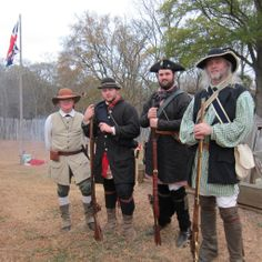 The American Revolution was won in the back country of South Carolina. Learn more at the Old Ninety-Six Historic Site
