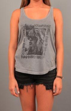 Stussy Laura Vintage Wash Tank Use Code STASH20 for 20% OFF #clothing #apparel #teeshirt #tank #tops #Stussy