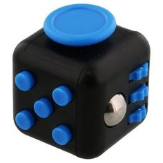 Fidget Cube Anti Stress Anxiety And Depression Quality Toy For Children Teen Student Adult Finger Reliever Work