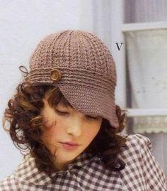 gorros tejidos a crochet y 2 agujas - glorilu medellin - Álbumes web de  Picasa 980e65797ea