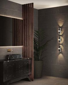 Unique Bathroom Design Ideas To Inspire The Best Design Projects To see more news about the Best Design Projects in the world visit us at #interiordesign #homedecorideas #luxurybrands @BestDesignProj @koket @bocadolobo @delightfulll @brabbu @essentialhomeeu @circudesign @mvalentinabath @luxxu @covethouse_