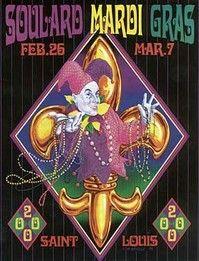 Soulard Mardi Gras 2000