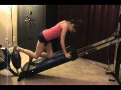 Eric Isaacson's Total Gym Summer Blast Workout - YouTube