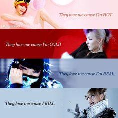 kpop meme *2NE1*