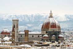 Snow-Covered Architectural Masterpieces Around the World