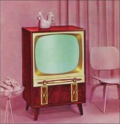 1950sunlimited:    Philco Television 1955  from a dealer sales catalog