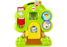Fisher-Price Animal Friends Discovery Treehouse $5.98 (amazon.com)