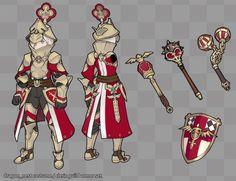 N/A (dragon nest guild knights set)