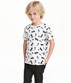Kids | Boys Size 1 1/2-10y | Tops & T-shirts | H&M US