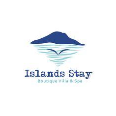 socool.us Logo Design : Islands Stay Boutique Villa & Spa