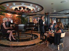 Martini Bar  #visoncruise #cruise #oceaniacruises