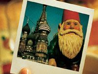 """""""Amelie"""" started my love of garden gnomes :)"""