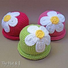 Ravelry: Spring Fling pattern by Marken of The Hat & I