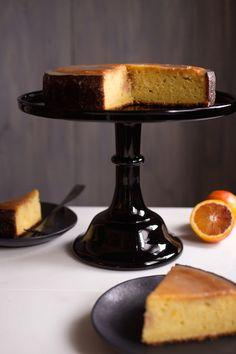 citrus-olive oil cak