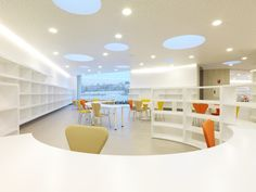 Biblioteca Sant Josep,© Diego Opazo