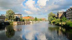 Canal Amsterdam, Amsterdam/HOL. Portfólio de 21.11.2015.
