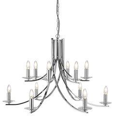 Lustr/závěsné svítidlo SEARCHLIGHT SL 41612-12CC | Uni-Svitidla.cz Rustikální #lustr vhodný jako centrální osvětlení interiérových prostor od firmy #searchlight, #design, #england, #lustry, #chandelier, #chandeliers, #light, #lighting, #pendants