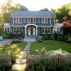 love the path! Landscaping Design Ideas For Front Yard Design, Pictures, Remodel, Decor and Ideas