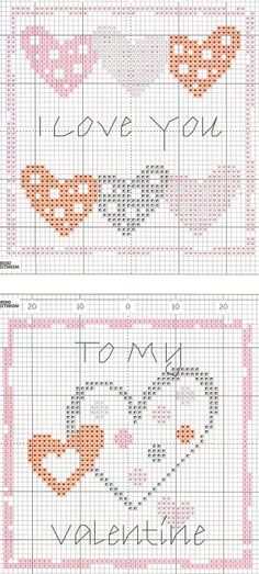 .I love you - to my valentine