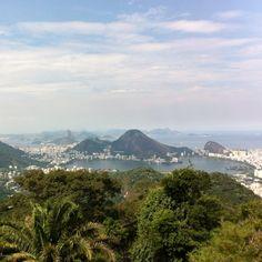 Rio, @ Vista Chinesa.