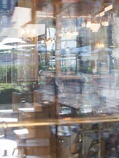 Restaurant  Les Deux Magots Saint-Germain des Prés Quartier Latin Paris 75006 Frequented by numerous famed artists including Elsa Triolet, Louis Aragon, André Gide, Jean Giraudoux, Picasso, Fernand Léger, Prévert, Hemingway and others, the café hosted Surrealists under the aegis of André Breton, and Existentialists under the aegis of Sartre and de Beauvoir.