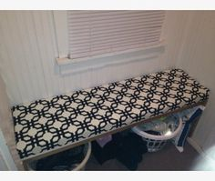 Best 13 Bench Cushion Cover Photo Ideas Bench Cushions, Cover Photos, Storage, Photo Ideas, Furniture, Sewing, Crafts, Home Decor, Purse Storage