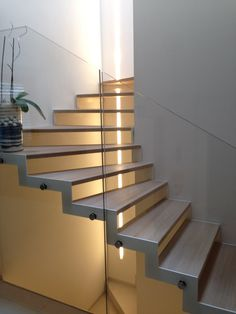 #madeinitaly #stairs #design www.interbau.it